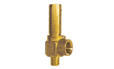 Type 06002 / 06006: Safety Valve