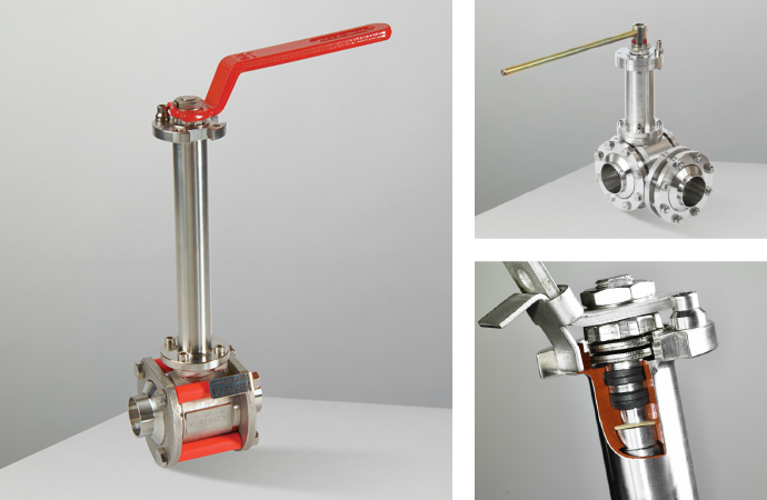 Product of the Quarter: New stainless valve with bronze ball and fire-safe options