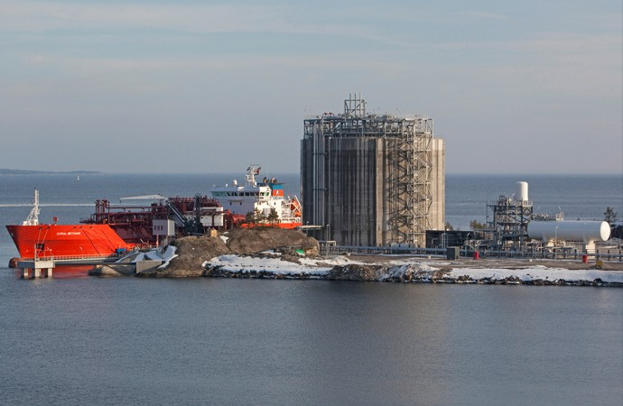 Setting standards in the LNG industry