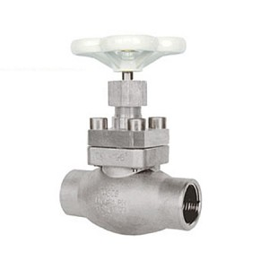 Herose Offshore & Hydrogen Fire-Safe Cryogenic Globe Valve – Type 01855