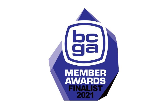 Herose UK shortlisted as a finalist for the BCGA Awards